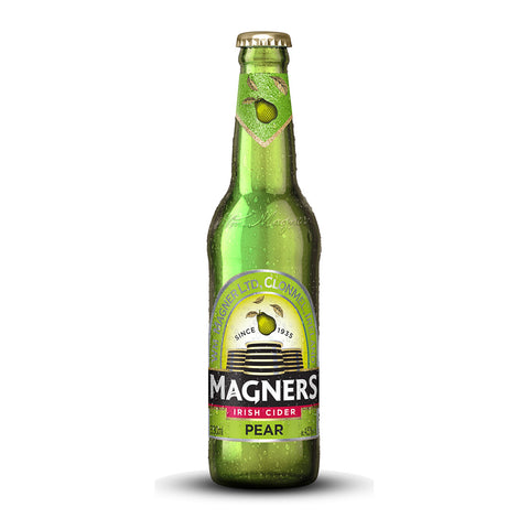 Magners Irish Cider Beer Pear 330ml (Pack of 4) Cider - Drinkka Alcohol Delivery Best Whiskey Wine Gin Beer Vodkas and more for Parties in Makati BGC Fort and Manila | Bevtools Bar and Beverage Tools