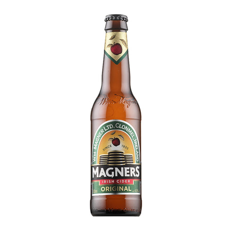Magners Original Irish Cider Beer Apple 330ml (Pack of 4) Cider - Drinkka Alcohol Delivery Best Whiskey Wine Gin Beer Vodkas and more for Parties in Makati BGC Fort and Manila | Bevtools Bar and Beverage Tools