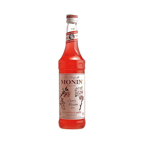 Monin Cherry Blossom Syrup -700ml Syrups - Drinkka Alcohol Delivery Best Whiskey Wine Gin Beer Vodkas and more for Parties in Makati BGC Fort and Manila | Bevtools Bar and Beverage Tools