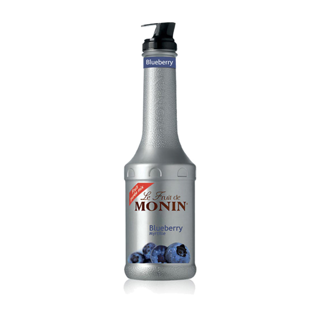 Monin Puree Blueberry -1000ml Syrups - Drinkka Alcohol Delivery Best Whiskey Wine Gin Beer Vodkas and more for Parties in Makati BGC Fort and Manila | Bevtools Bar and Beverage Tools