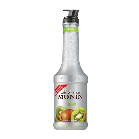 Monin Puree Kiwi -1000ml Syrups - Drinkka Alcohol Delivery Best Whiskey Wine Gin Beer Vodkas and more for Parties in Makati BGC Fort and Manila | Bevtools Bar and Beverage Tools