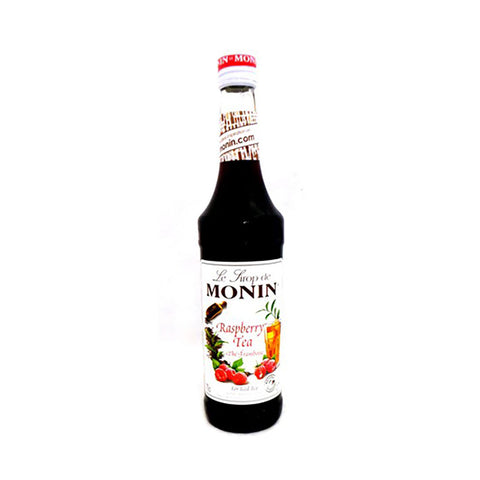 Monin Raspberry Tea Syrup -700ml Syrups - Drinkka Alcohol Delivery Best Whiskey Wine Gin Beer Vodkas and more for Parties in Makati BGC Fort and Manila | Bevtools Bar and Beverage Tools
