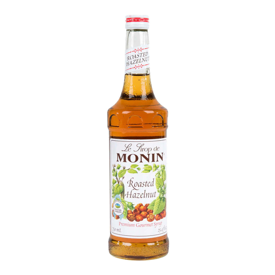 Monin Roasted Hazelnut Syrup -1000ml Syrups - Drinkka Alcohol Delivery Best Whiskey Wine Gin Beer Vodkas and more for Parties in Makati BGC Fort and Manila | Bevtools Bar and Beverage Tools