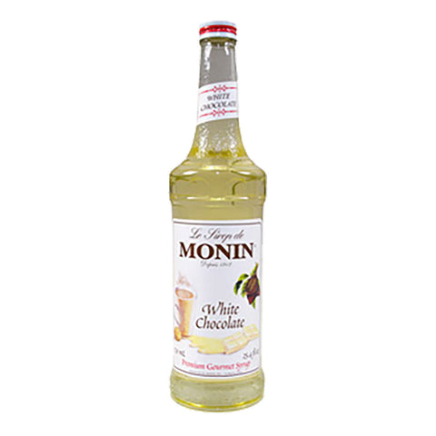 Monin White Chocolate Syrup -700ml Syrups - Drinkka Alcohol Delivery Best Whiskey Wine Gin Beer Vodkas and more for Parties in Makati BGC Fort and Manila | Bevtools Bar and Beverage Tools