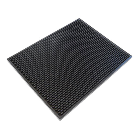 "Rubber Bar Spill Mats - Large (12""x18"") Bar Tools & Accessories - Drinkka Alcohol Delivery Best Whiskey Wine Gin Beer Vodkas and more for Parties in Makati BGC Fort and Manila 