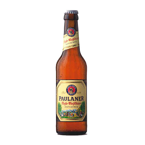 Paulaner Hefe Weisbier Bottle - 330ml Imported Beer - Drinkka Alcohol Delivery Best Whiskey Wine Gin Beer Vodkas and more for Parties in Makati BGC Fort and Manila | Bevtools Bar and Beverage Tools