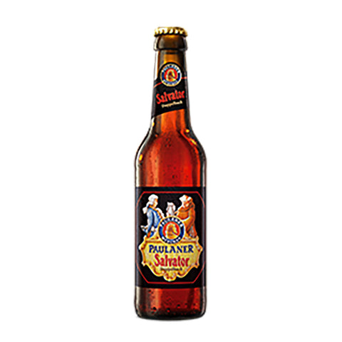 Paulaner Salvator Bottle - 330ml Beer - Bevtools Bar and Beverage Tools | Alcohol and Liquor Delivery Makati, Metro Manila, Philippines