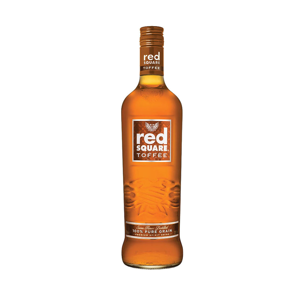 Red Square Toffee Liqueur -700ml Liqueurs & Syrups - Drinkka Alcohol Delivery Best Whiskey Wine Gin Beer Vodkas and more for Parties in Makati BGC Fort and Manila | Bevtools Bar and Beverage Tools