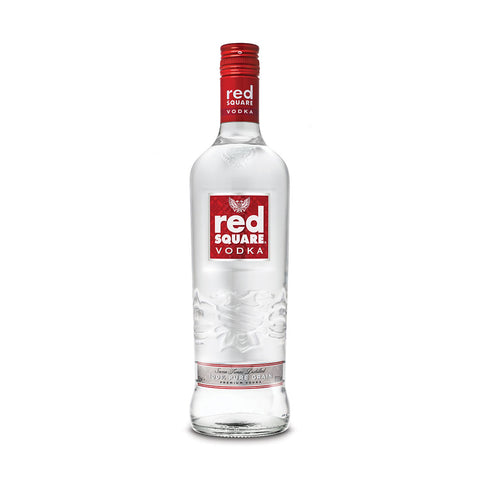 Red Square Vodka -700ml Premium Vodka - Drinkka Alcohol Delivery Best Whiskey Wine Gin Beer Vodkas and more for Parties in Makati BGC Fort and Manila | Bevtools Bar and Beverage Tools