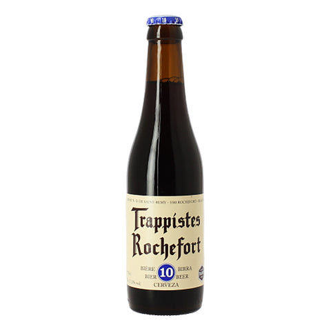 Rochefort Trappistes 10 Beer - 330ml Imported Craft Beer - Drinkka Alcohol Delivery Best Whiskey Wine Gin Beer Vodkas and more for Parties in Makati BGC Fort and Manila | Bevtools Bar and Beverage Tools