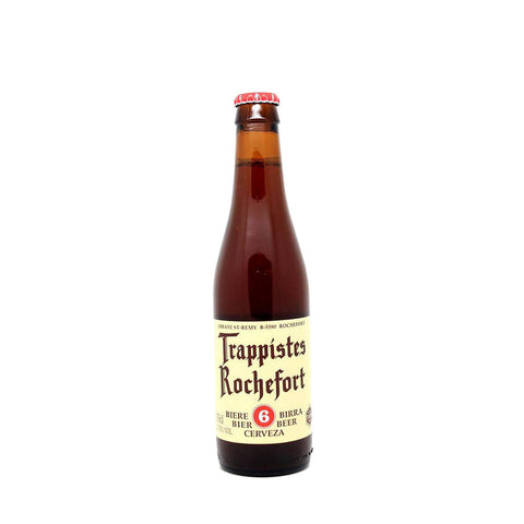 Rochefort Trappistes 6 Beer  - 330ml Imported Craft Beer - Drinkka Alcohol Delivery Best Whiskey Wine Gin Beer Vodkas and more for Parties in Makati BGC Fort and Manila | Bevtools Bar and Beverage Tools