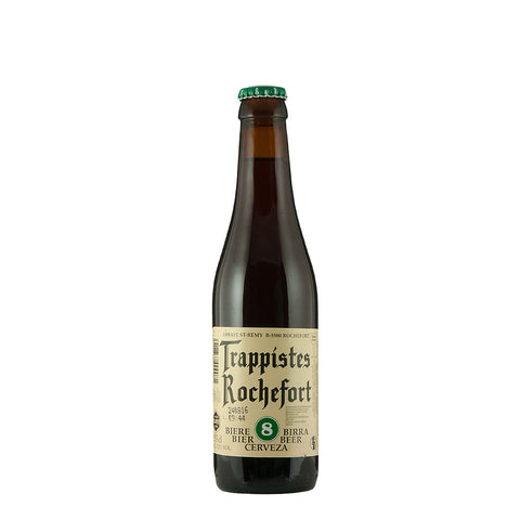 Rochefort Trappistes 8 Beer - 330ml Imported Craft Beer - Drinkka Alcohol Delivery Best Whiskey Wine Gin Beer Vodkas and more for Parties in Makati BGC Fort and Manila | Bevtools Bar and Beverage Tools
