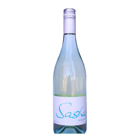 Sasha Moscato NV -750ml Wine - Drinkka Alcohol Delivery Best Whiskey Wine Gin Beer Vodkas and more for Parties in Makati BGC Fort and Manila | Bevtools Bar and Beverage Tools