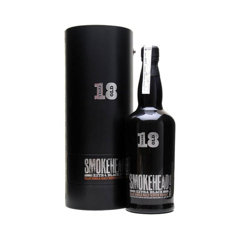 Smokehead 18 Years Islay Single Malt Scotch Whisky - 700ml Whiskey - Drinkka Alcohol Delivery Best Whiskey Wine Gin Beer Vodkas and more for Parties in Makati BGC Fort and Manila | Bevtools Bar and Beverage Tools