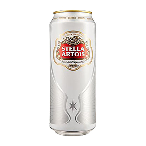 Stella Artois In Can - 330ml Imported Beer - Drinkka Alcohol Delivery Best Whiskey Wine Gin Beer Vodkas and more for Parties in Makati BGC Fort and Manila | Bevtools Bar and Beverage Tools