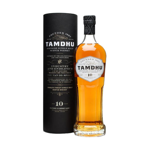 Tamdhu 10 Years -700ml - Bevtools Bar Tools and Alcohol Delivery