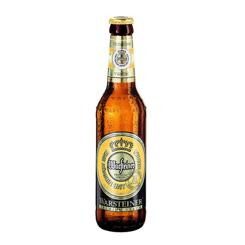 Warsteiner Premium Beer - 330ml Beer - Bevtools Bar and Beverage Tools | Alcohol and Liquor Delivery Makati, Metro Manila, Philippines