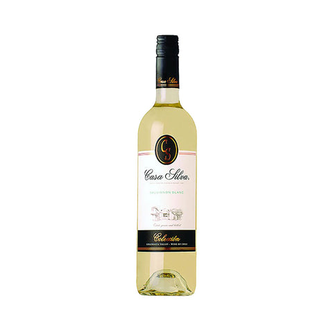 Casa Silva Sauvignon Blanc - 750ml White Wine - Drinkka Alcohol Delivery Best Whiskey Wine Gin Beer Vodkas and more for Parties in Makati BGC Fort and Manila | Bevtools Bar and Beverage Tools
