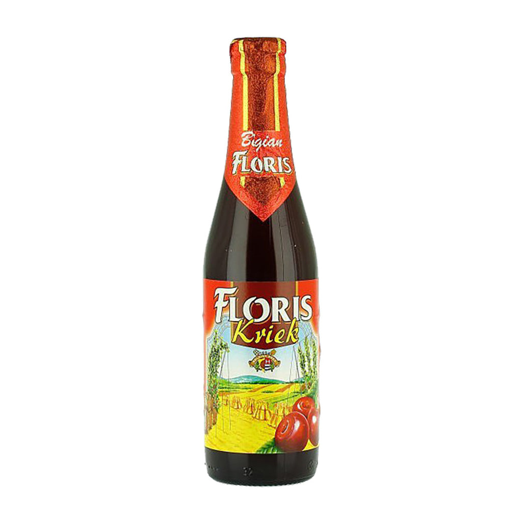 Floris Kriek / Cherry Beer - 330ml Imported Craft Beer - Drinkka Alcohol Delivery Best Whiskey Wine Gin Beer Vodkas and more for Parties in Makati BGC Fort and Manila | Bevtools Bar and Beverage Tools