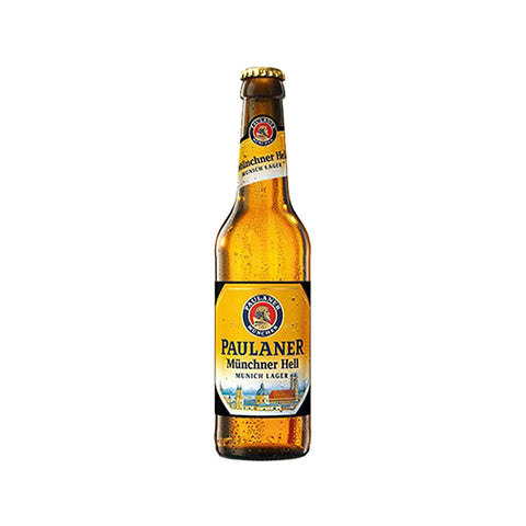 Paulaner Original Munchner Hell Bottle - 330ml Beer - Bevtools Bar and Beverage Tools | Alcohol and Liquor Delivery Makati, Metro Manila, Philippines