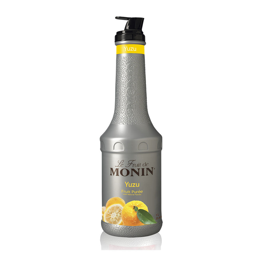 Monin Puree Yuzu -1000ml Liqueurs & Syrups - Bevtools Bar and Beverage Tools | Alcohol and Liquor Delivery Makati, Metro Manila, Philippines