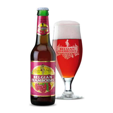 Belgian Framboise Belgian Beer - 330ml Imported Craft Beer - Drinkka Alcohol Delivery Best Whiskey Wine Gin Beer Vodkas and more for Parties in Makati BGC Fort and Manila | Bevtools Bar and Beverage Tools