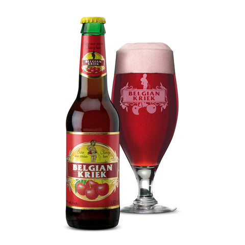 Belgian Kriek Belgian Beer - 330ml Imported Craft Beer - Drinkka Alcohol Delivery Best Whiskey Wine Gin Beer Vodkas and more for Parties in Makati BGC Fort and Manila | Bevtools Bar and Beverage Tools