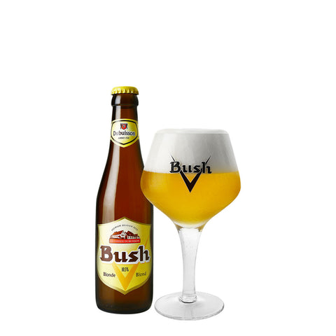 Bush Blonde Belgian Beer - 330ml Imported Craft Beer - Drinkka Alcohol Delivery Best Whiskey Wine Gin Beer Vodkas and more for Parties in Makati BGC Fort and Manila | Bevtools Bar and Beverage Tools