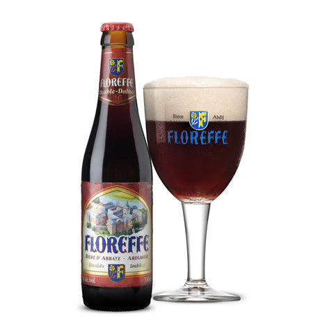 Floreffe Double Belgian Beer - 330ml Imported Craft Beer - Drinkka Alcohol Delivery Best Whiskey Wine Gin Beer Vodkas and more for Parties in Makati BGC Fort and Manila | Bevtools Bar and Beverage Tools