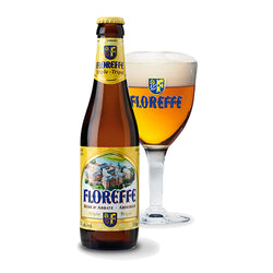 Floreffe Triple Belgian Beer - 330ml (2 bottles)
