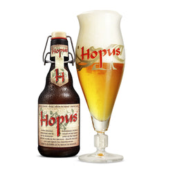 Hopus Belgian Beer - 330ml Beer - Bevtools Bar and Beverage Tools | Alcohol and Liquor Delivery Makati, Metro Manila, Philippines