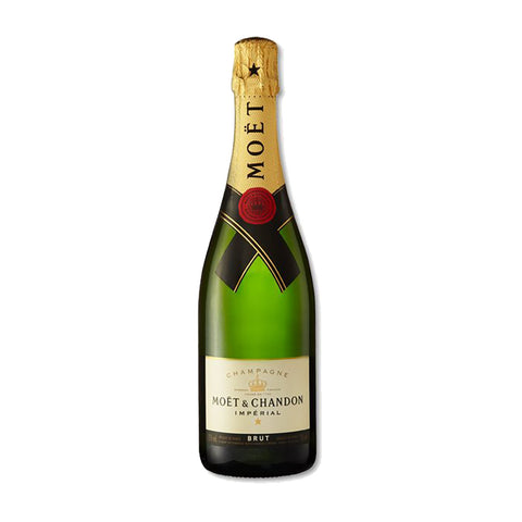 Moet & Chandon Imperial Brut Champagne - 750ml Champagne - Drinkka Alcohol Delivery Best Whiskey Wine Gin Beer Vodkas and more for Parties in Makati BGC Fort and Manila | Bevtools Bar and Beverage Tools
