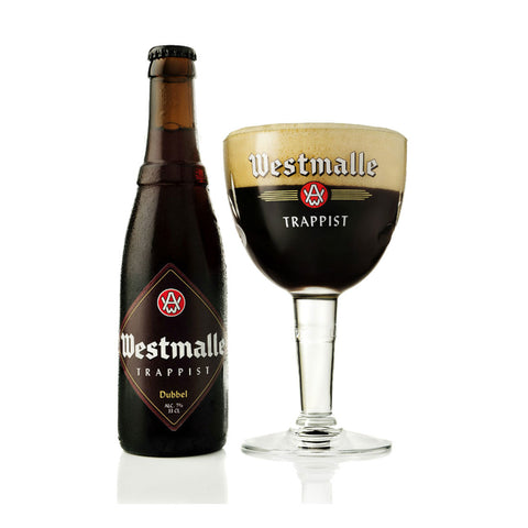 Westmalle Trappist Dubbel Belgian Beer - 330ml Imported Craft Beer - Drinkka Alcohol Delivery Best Whiskey Wine Gin Beer Vodkas and more for Parties in Makati BGC Fort and Manila | Bevtools Bar and Beverage Tools