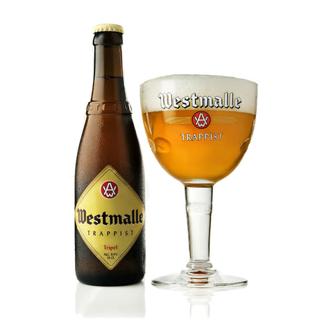 Westmalle Trappist Triple Belgian Beer - 330ml Imported Craft Beer - Drinkka Alcohol Delivery Best Whiskey Wine Gin Beer Vodkas and more for Parties in Makati BGC Fort and Manila | Bevtools Bar and Beverage Tools