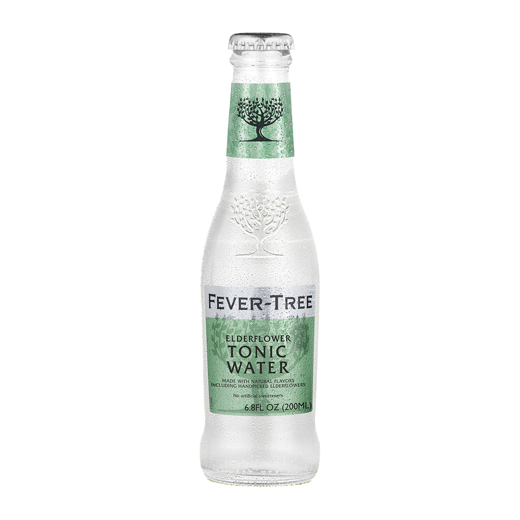 Fever Tree Elderflower Pack of 4 - 200ml