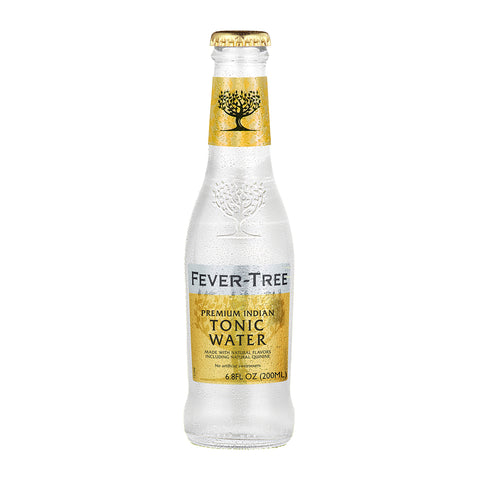 Fever Tree Indian Tonic Water Pack of 4  - 200ml