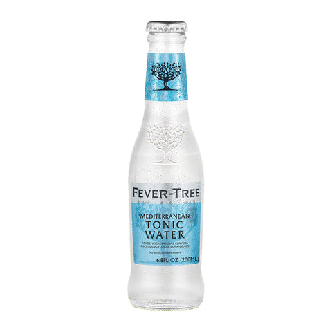 Fever Tree Mediterrenean Tonic Pack of 4 - 200ml