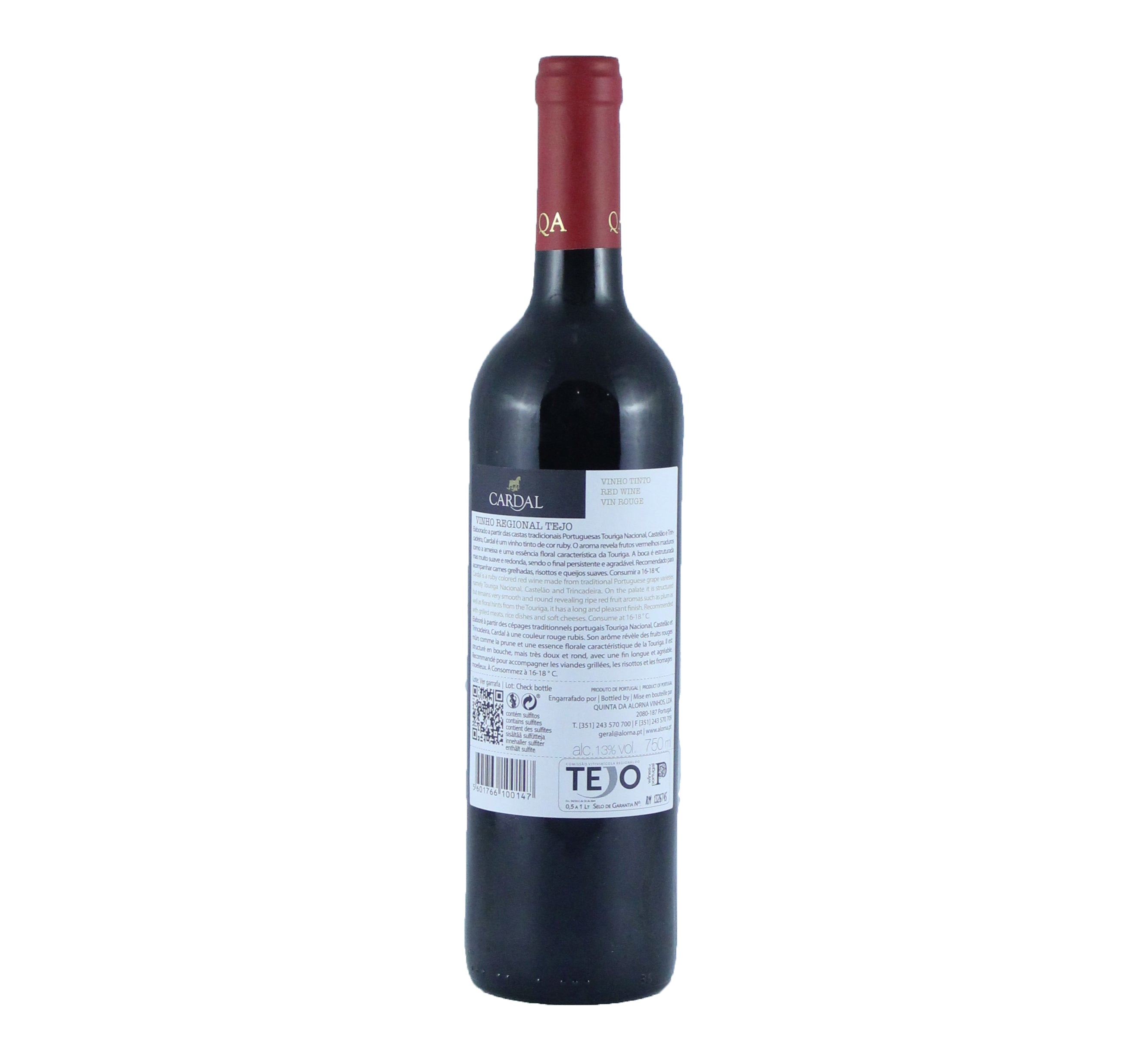 Cardal Red 2014-750ml