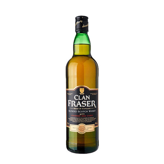 Clan Fraser Blended Scotch Whisky - 700ml