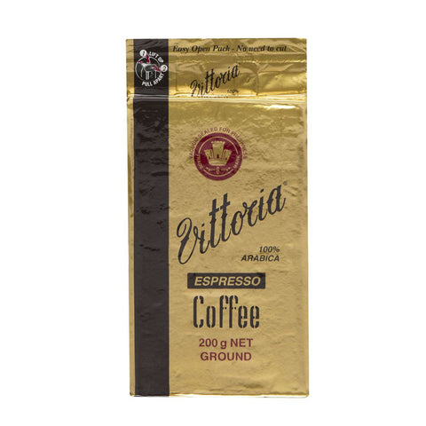 Vittoria Espresso Ground -200g