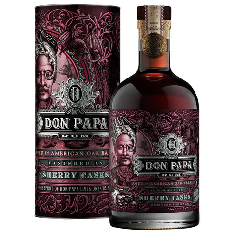 Don Papa Sherry Cask Limited Edition Rum -700ml