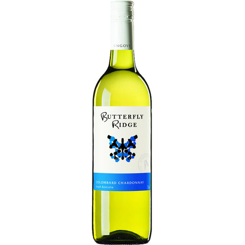 Angove Butterfly Ridge Colombard Chardonnay 2014 - 750ml White Wine - Drinkka Alcohol Delivery Best Whiskey Wine Gin Beer Vodkas and more for Parties in Makati BGC Fort and Manila | Bevtools Bar and Beverage Tools