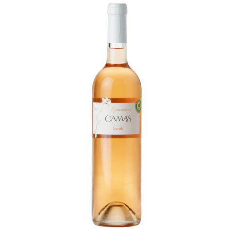Anne De Joyeuse Camas Syrah Rosé Wine - 750ml Rose Wine - Drinkka Alcohol Delivery Best Whiskey Wine Gin Beer Vodkas and more for Parties in Makati BGC Fort and Manila | Bevtools Bar and Beverage Tools