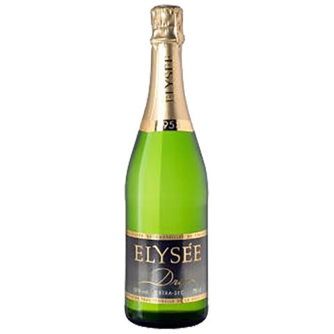 CFGV Elysee Demi-Sec - 750ml Sparkling Wine - Drinkka Alcohol Delivery Best Whiskey Wine Gin Beer Vodkas and more for Parties in Makati BGC Fort and Manila | Bevtools Bar and Beverage Tools