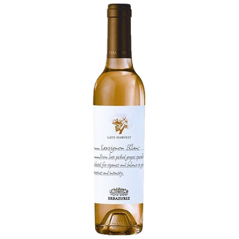 Errazuriz Sauvignon Blanc Late Harvest 2013 - 375ml Dessert Wine - Drinkka Alcohol Delivery Best Whiskey Wine Gin Beer Vodkas and more for Parties in Makati BGC Fort and Manila | Bevtools Bar and Beverage Tools