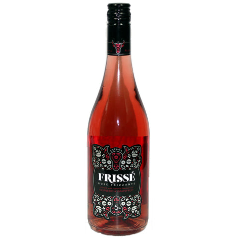 Frisse Rose Frizzante - 750ml Sparkling Wine - Drinkka Alcohol Delivery Best Whiskey Wine Gin Beer Vodkas and more for Parties in Makati BGC Fort and Manila | Bevtools Bar and Beverage Tools