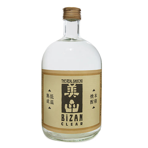 Gekkeikan Bizan Super (Rice Shochu) - 720ml Shochu - Drinkka Alcohol Delivery Best Whiskey Wine Gin Beer Vodkas and more for Parties in Makati BGC Fort and Manila | Bevtools Bar and Beverage Tools