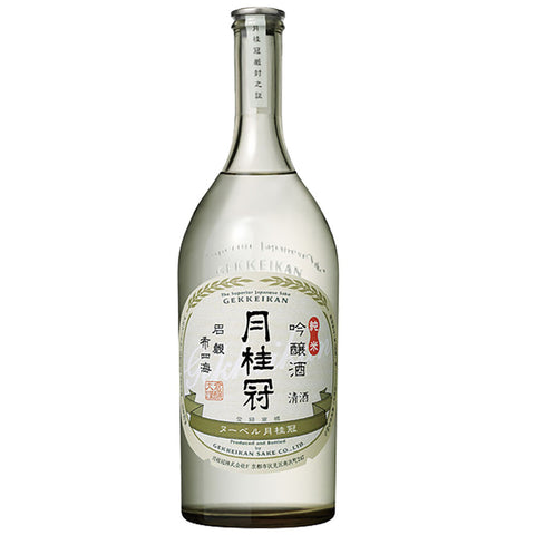 Gekkeikan Nouvelle Junmai Ginjo - 720ml Sake - Drinkka Alcohol Delivery Best Whiskey Wine Gin Beer Vodkas and more for Parties in Makati BGC Fort and Manila | Bevtools Bar and Beverage Tools