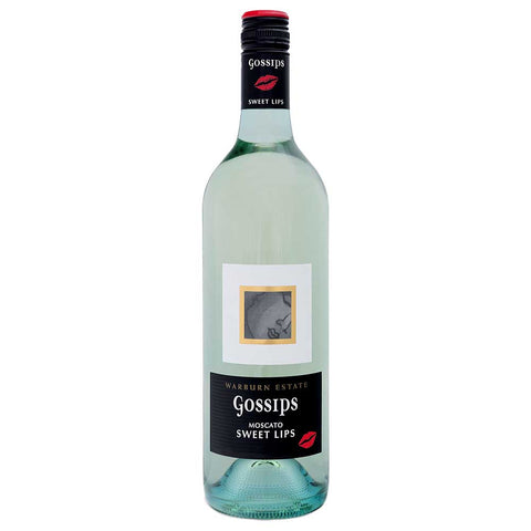 Gossips Sweet Lips Moscato 2017 - 750ml Dessert Wine - Drinkka Alcohol Delivery Best Whiskey Wine Gin Beer Vodkas and more for Parties in Makati BGC Fort and Manila | Bevtools Bar and Beverage Tools