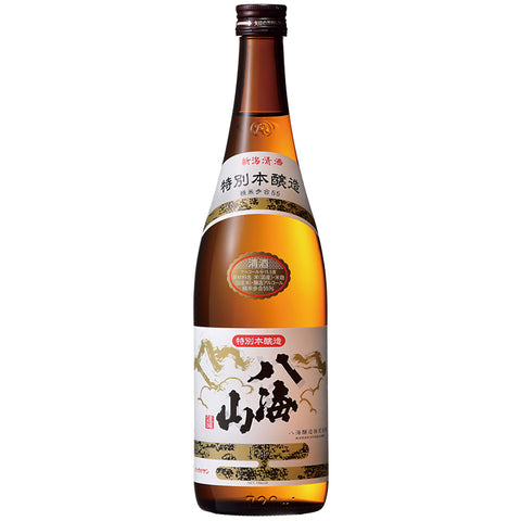 Hakkaisan Tokubetsu Honjozo - 720ml Sake - Drinkka Alcohol Delivery Best Whiskey Wine Gin Beer Vodkas and more for Parties in Makati BGC Fort and Manila | Bevtools Bar and Beverage Tools